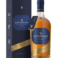 whisky d'Angleterre Cotswolds Founder's Choice Cask Strength 60,5%