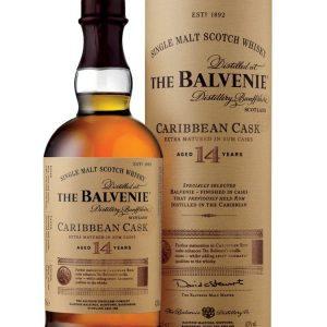 whisky du Speyside Balvenie Caribbean Cask 14 ans 43%