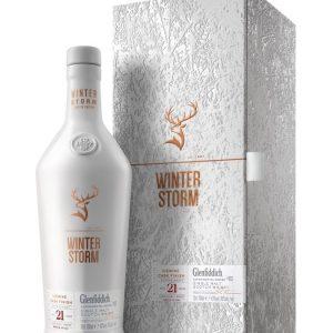 Whisky du Speyside Glenfiddich Winter Storm 21 ans 43%