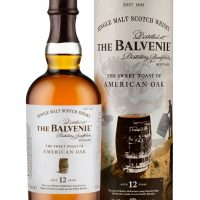 Whisky du Speyside Balvenie The Sweet Toast of American oak 12 ans 43%