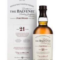 Whisky du Speyside Balvenie 21 ans Port Wood 40%