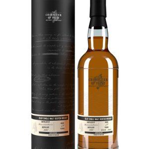 whisky d'Islay BUNNAHABHAIN 19 ans 2001 The Story of the Wind & Wave 56,5%