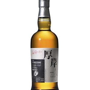 whisky Japonais Akkeshi Single Malt Peated Kanro 55%