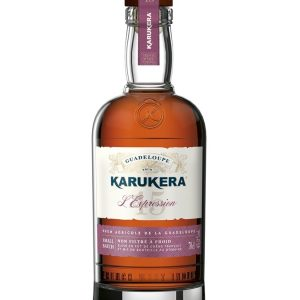 Rhum de Guadeloupe Karukera L'Expression 45 45%