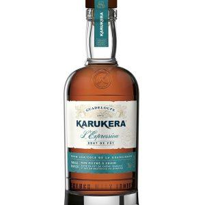 Rhum de Guadeloupe Karukera L'Expression Brut de fût 50,1%