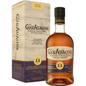 whisky du Speyside GlenAllachie 11 ans Grattamacco - Wine Cask Series