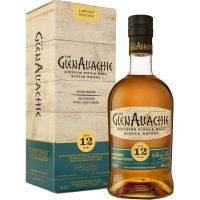 Whisky du Speyside GlenAllachie 12 ans Sauternes - Wine Cask Series