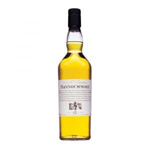 whisky du Speyside Mannochmore 12 ans Flora & Fauna