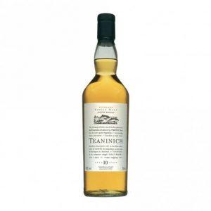 whisky des Highlands Teaninich 10 ans Flora & Fauna 43%