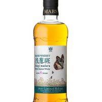 Whisky Japonais MARS 8 ans Asagi Madara 48%